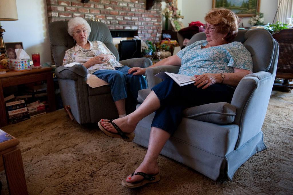 Distinguishing 'senior moments' from Alzheimer's