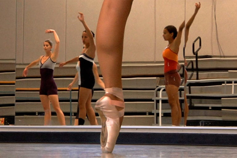 Keeping dancers on their toes