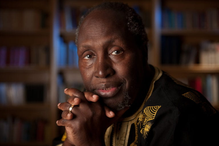 For prolific African author, the stories never end
