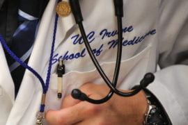 Health provider's labcoat