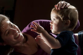 TLC boosts baby's brain