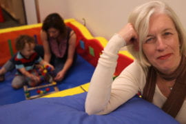 Early child care affects teens
