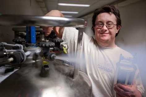 'Parts Dude' creates chemistry