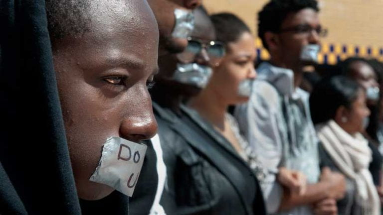Black students ask: 'Do UC us?'