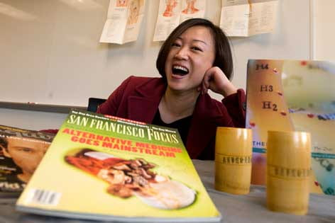 Chinese medicine goes global