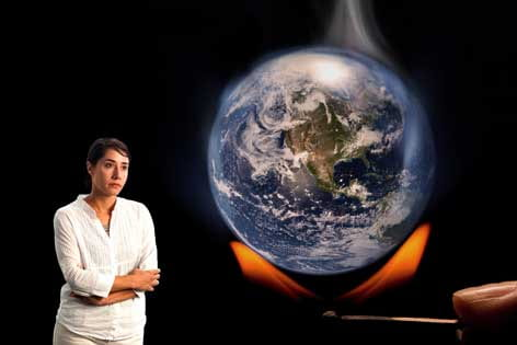 Climate change: global problem, local response