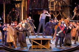 'Threepenny Opera' still on the money