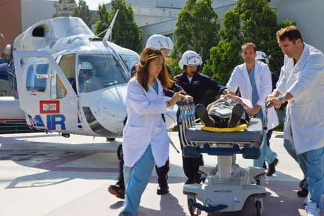 Re-verified UCI trauma center plays critical role