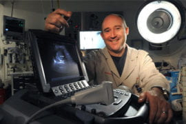 Ultrasound in the ER: Wave of the future