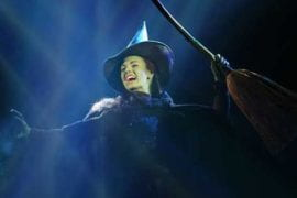 'Wicked' star to perform at Medal event