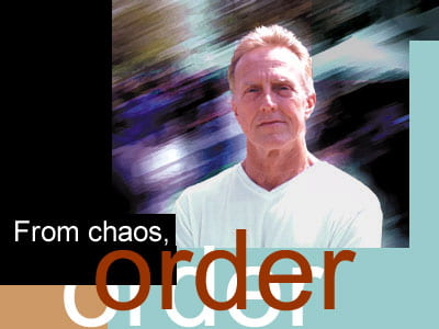 From chaos, order