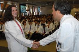 Dressing up doctors