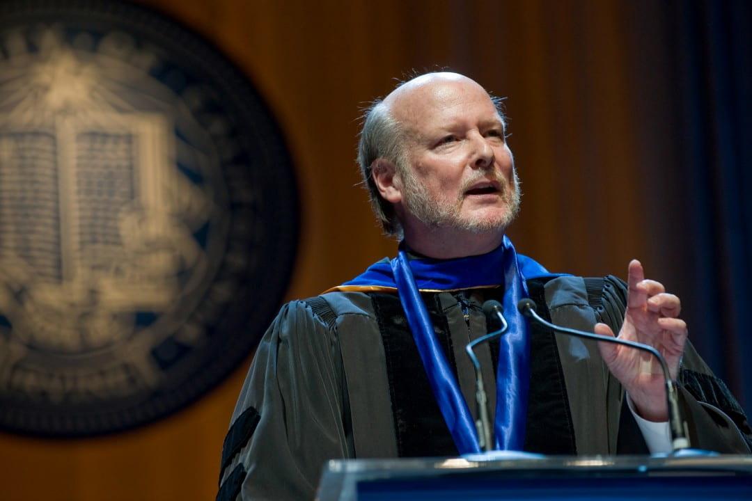 Chancellor Howard Gillman