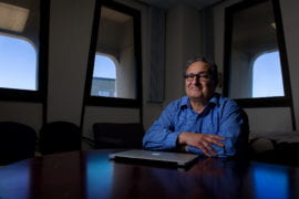 UCI's Shaul Mukamel elected to National Academy of Sciences
