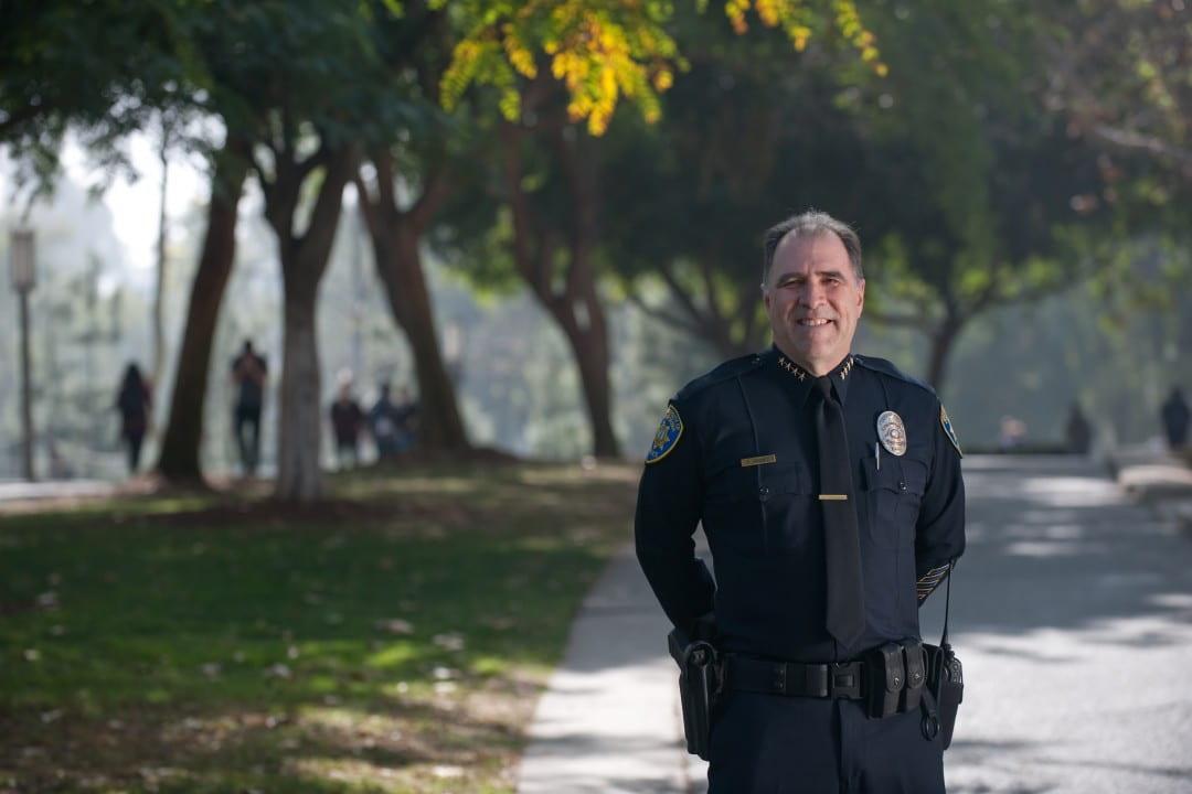 Police Chief Paul Henisey