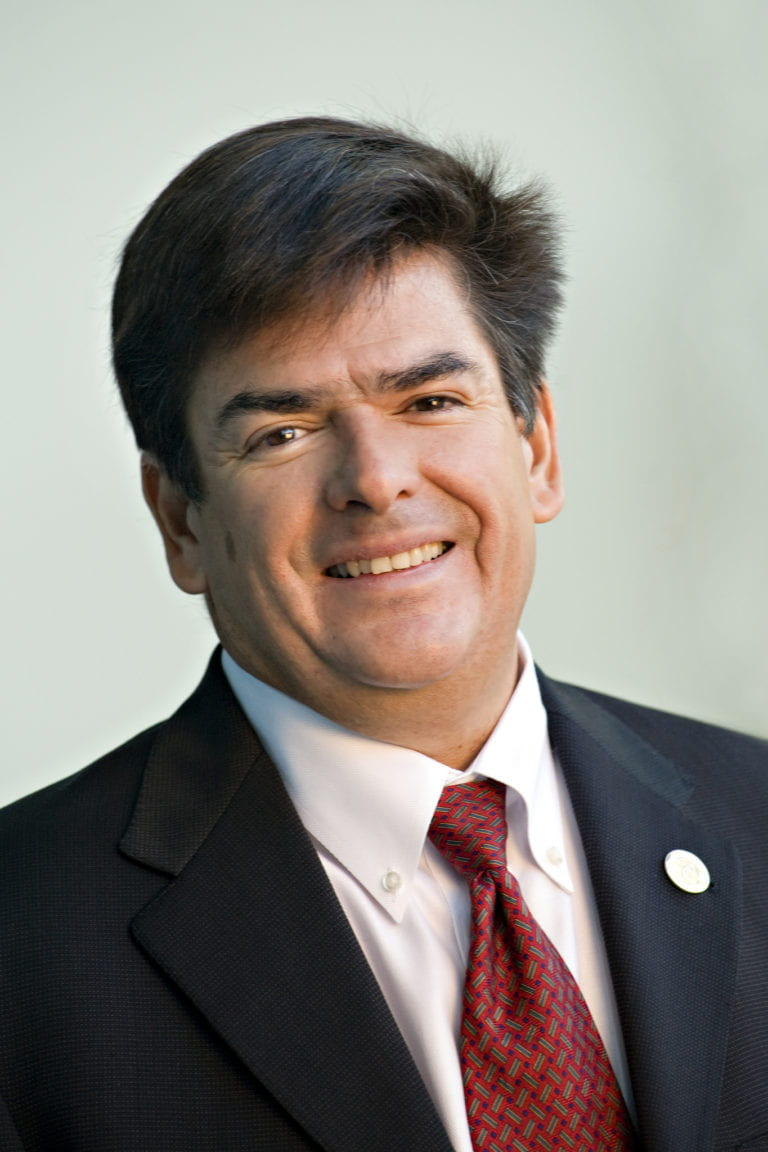 Enrique Lavernia named provost and executive vice chancellor