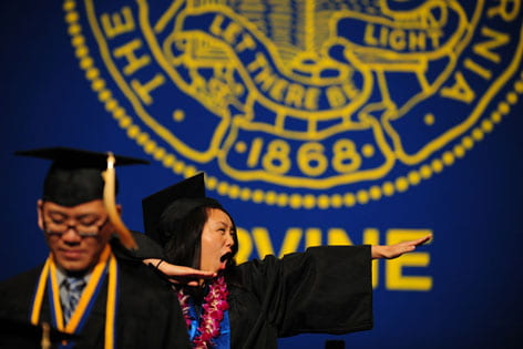 Adding up the commencement numbers