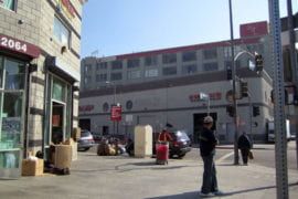 Calling Skid Row home