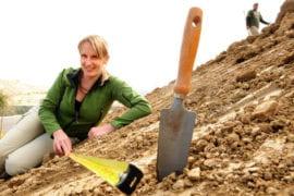 Working the Amazon soil