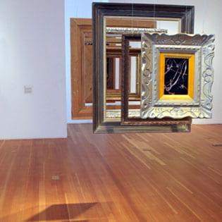 Undergraduate art provokes thought