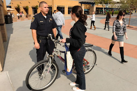 UCIPD honors outstanding officers, staff
