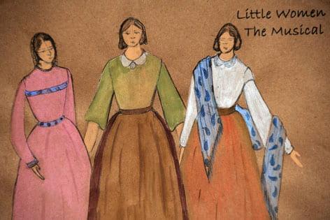 Dressing 'Little Women'
