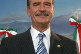 Vicente Fox talks democracy, Mexico at UCI