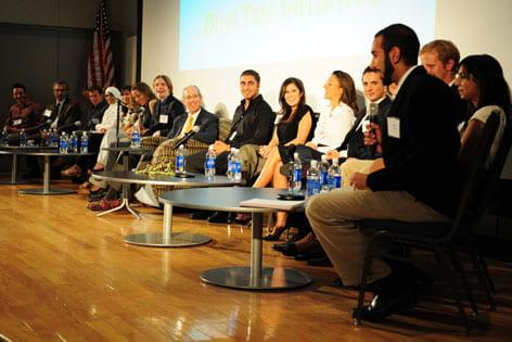 Olive Tree Initiative gets leadership award