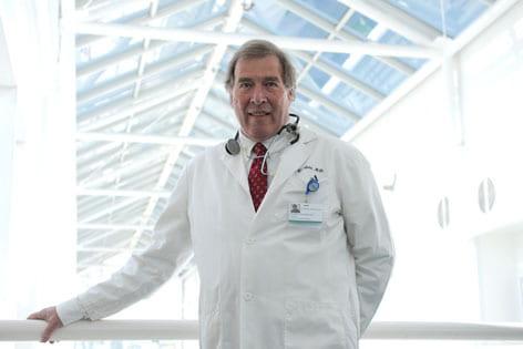 Dr. Sheldon Greenfield's big year