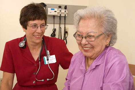 Improving care for older adults
