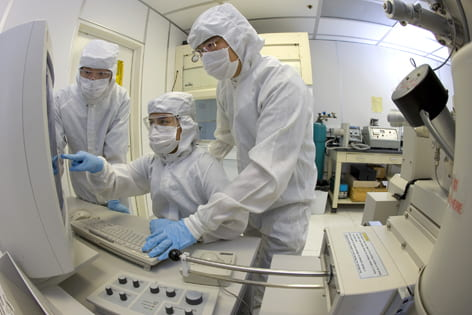 Small-scale lab yields large possibilities