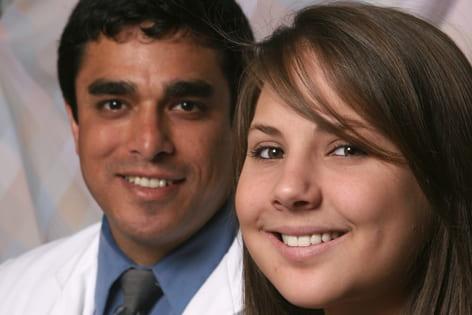 UCI plastic surgeons repair high schooler's facial injuries