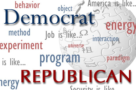 Political Word Cloud