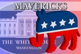 Political maverick paradox