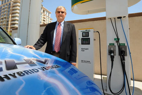 Fueling the hydrogen highway