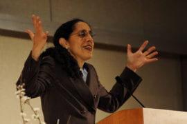 Civil rights pioneer addresses UCI community