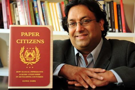 Citizens on paper only