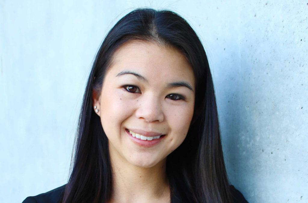Ashley Fong wins Grad Slam