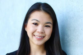 Ashley Fong wins Grad Slam