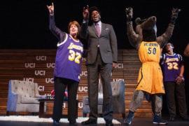 Former L.A. Lakers star Magic Johnson