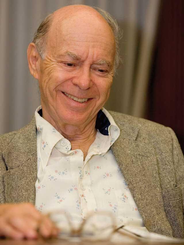 Nobel laureate Irwin Rose dead at 88