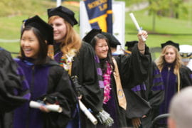 Commencement 2015: By the numbers