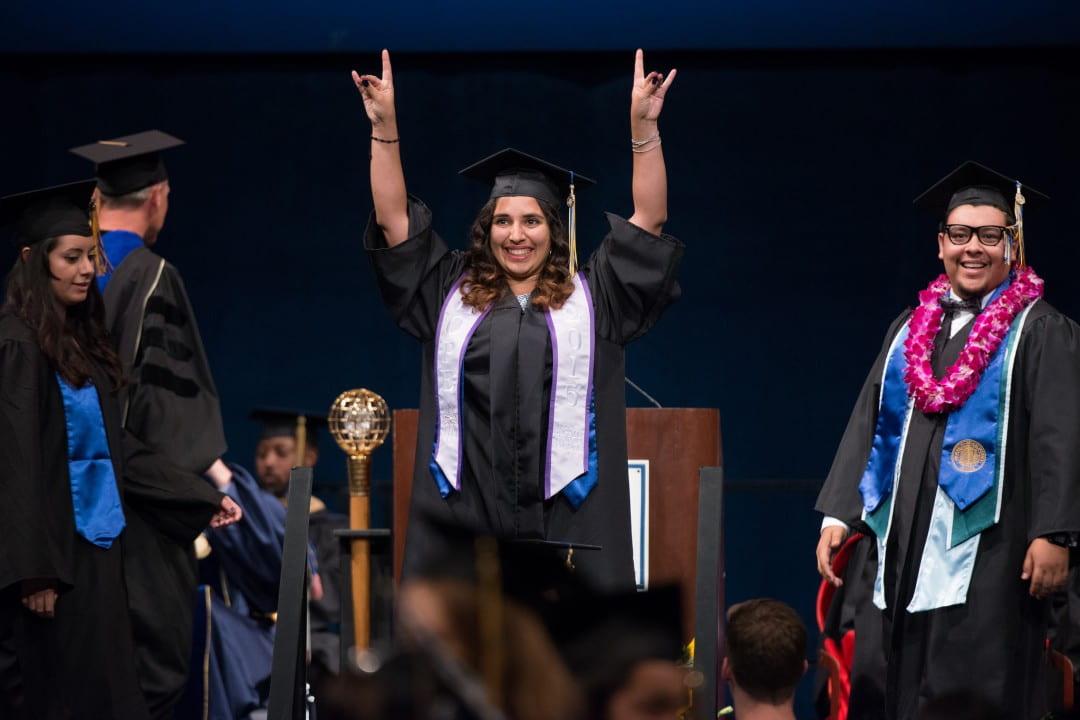 Anthropology graduate Jessica Renteria