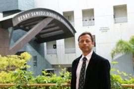UCI's Syed Ali Jafar wins $250,000 Blavatnik National Award for Young Scientists