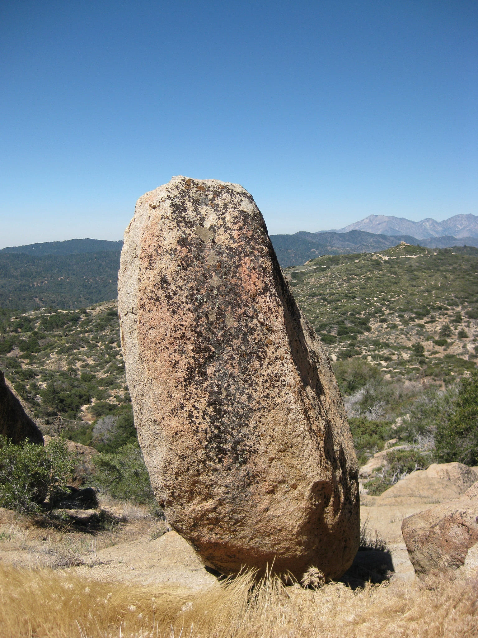 Precariously balanced rocks provide clues for unearthing ...