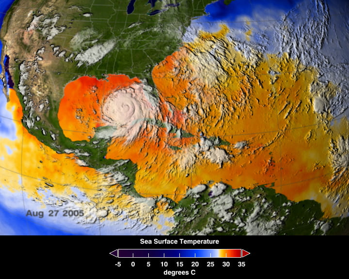 UCI, NASA researchers find link between Amazon fire risk, devastating hurricanes