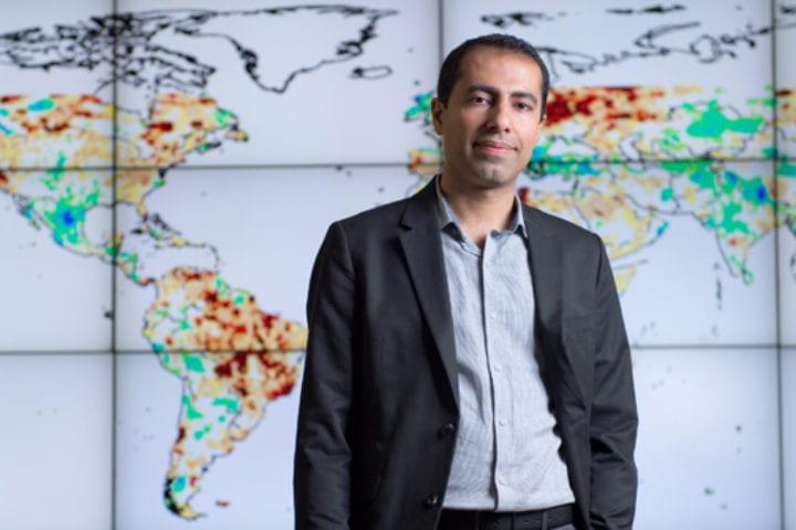 Amir AghaKouchak to receive American Geophysical Union's Macelwane Medal