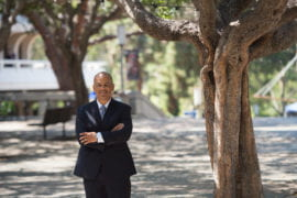 Jorge Cisneros named new chief of UCI Police Department