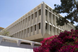 Information and Computer Sciences building