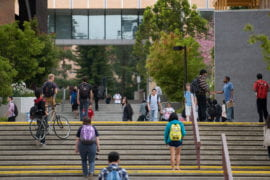 UCI ranked ninth among public universities nationwide by U.S. News & World Report